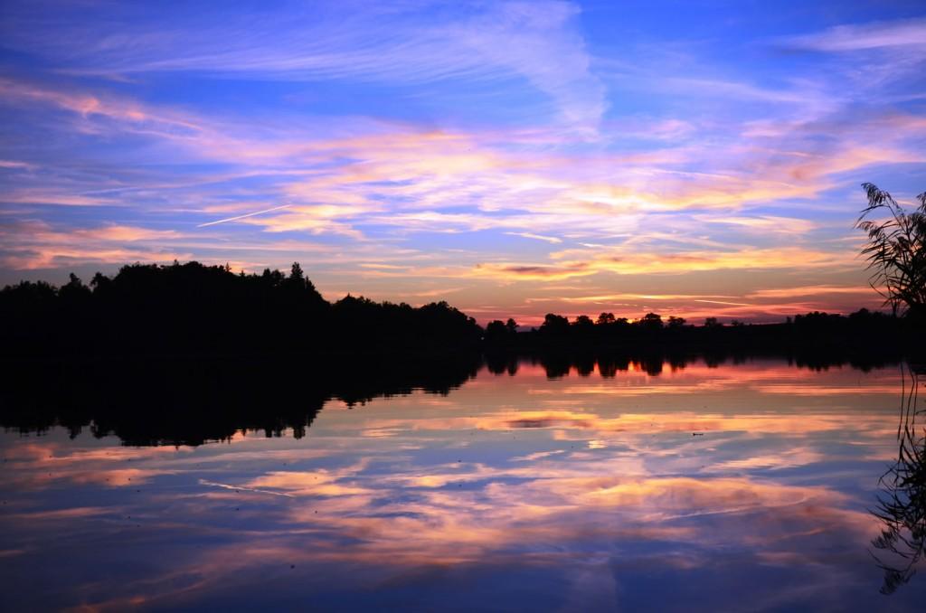 Abtsee Sonnenuntergang 2