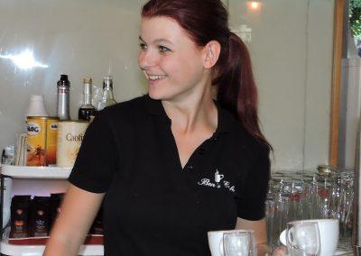 Bens Cafe mit Maria 1