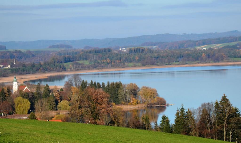 Biodorf, Bio-Heu-Region 85