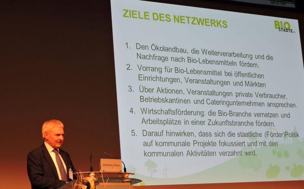 Biodorf Seeham, Bio-Heu-Region, Biofachmesse in Nürnberg 2016, Ökomodellregionen, Cita del Bio (24)
