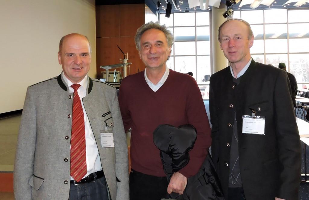 Biodorf Seeham, Bio-Heu-Region, Biofachmesse in Nürnberg 2016, Ökomodellregionen, Cita del Bio (51)
