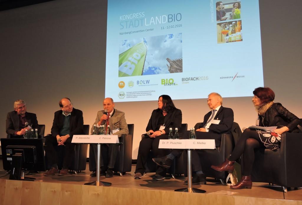 Biodorf Seeham, Bio-Heu-Region, Biofachmesse in Nürnberg 2016, Ökomodellregionen, Cita del Bio (36)