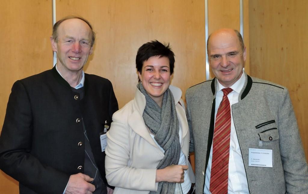 Biodorf Seeham, Bio-Heu-Region, Biofachmesse in Nürnberg 2016, Ökomodellregionen, Cita del Bio (52)