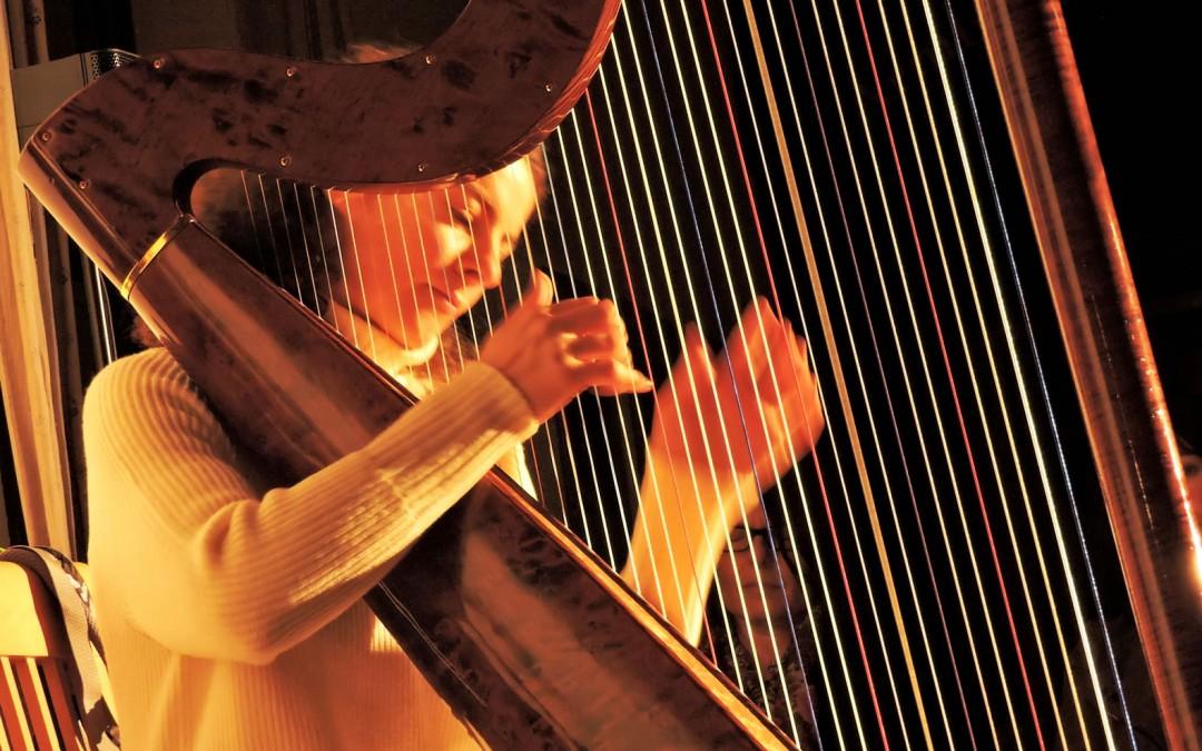 Harmonische Klänge im Biodorf