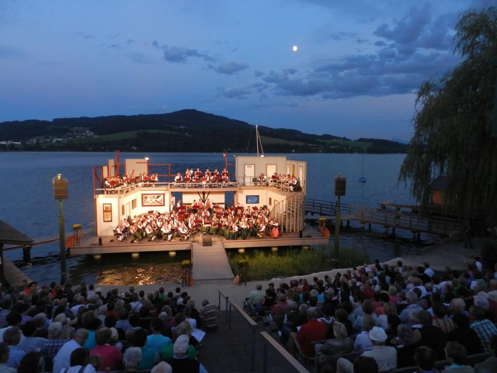 Musik, Bio-Heu-Region, Biodorf Seeham