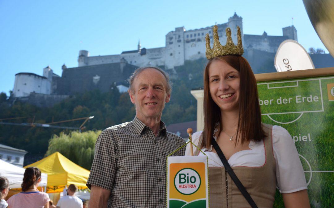 Biofest 2018 in Salzburg