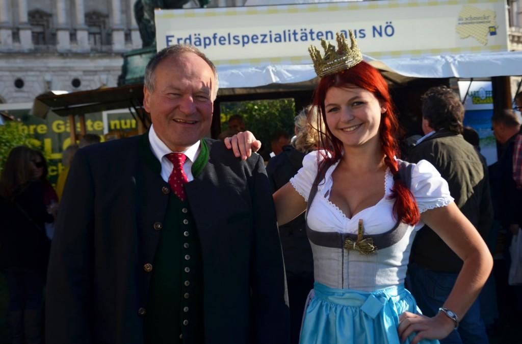 Hermann Schultes und Maria