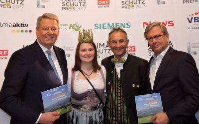 Klimaschutzgala 2017 und die Bio-Heu-Region