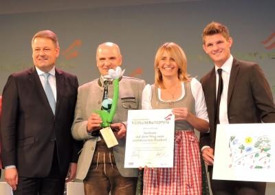 Klimaschutzpreis 2015 an Biodorf Seeham 2