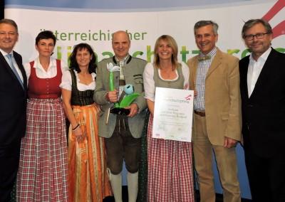 Klimaschutzpreis 2015 an Biodorf Seeham 5