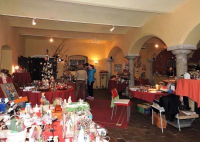 Kunst und Kulturgut Höribach Weihnachtsmarkt, Bio-Heu-Region, Biodorf, 16