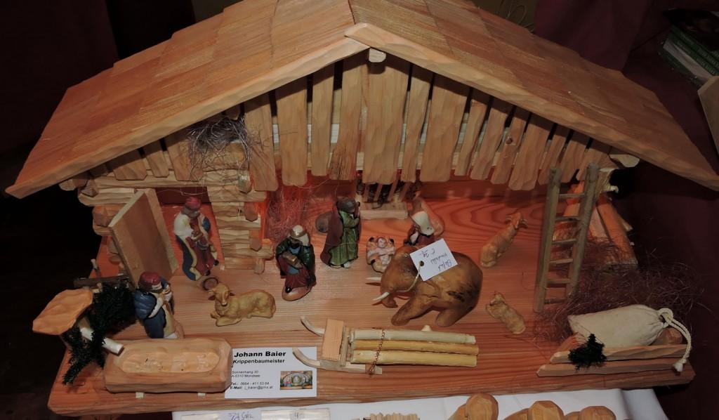 Kunst und Kulturgut Höribach Weihnachtsmarkt, Bio-Heu-Region, Biodorf, 17