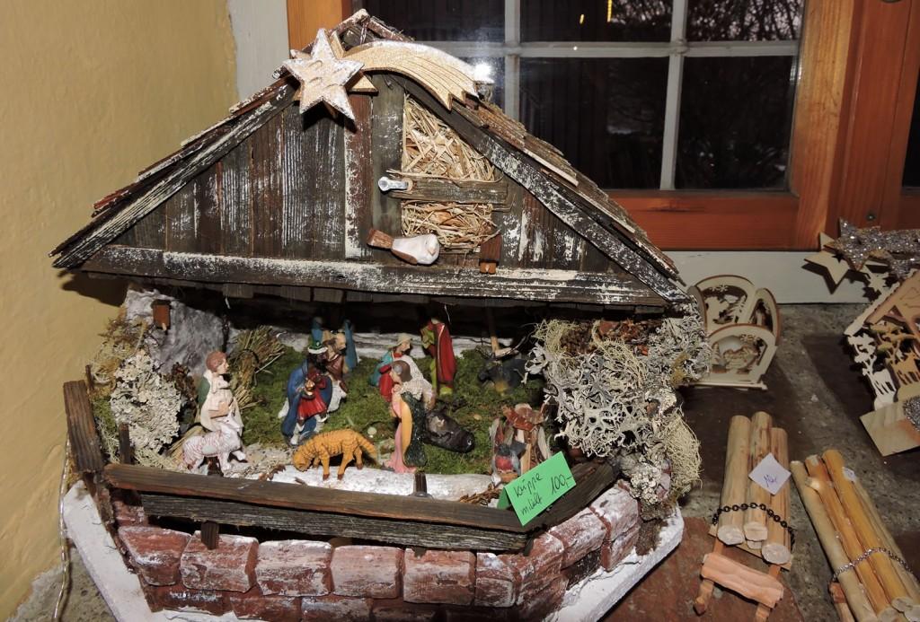 Kunst und Kulturgut Höribach Weihnachtsmarkt, Bio-Heu-Region, Biodorf, 19