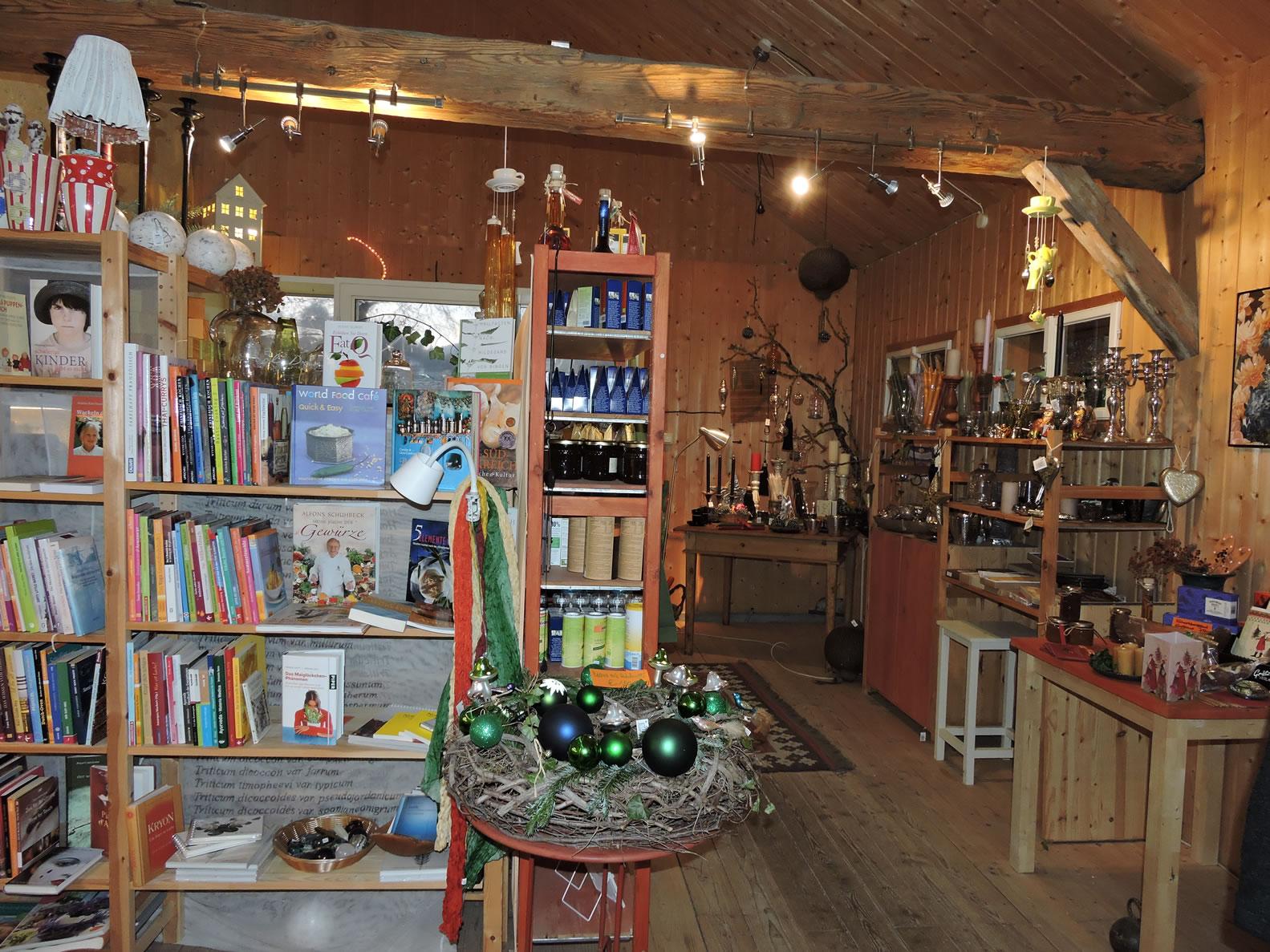 Kunst und Kulturgut Höribach Weihnachtsmarkt, Bio-Heu-Region, Biodorf (2)