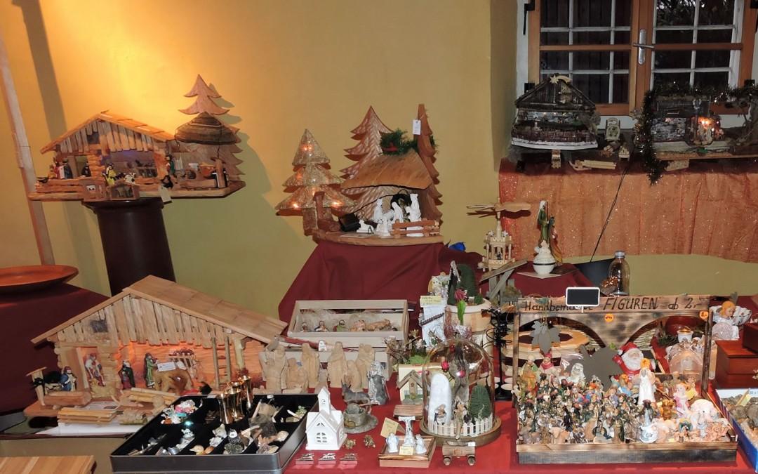 Weihnachtsmarkt im Kulturgut Höribach