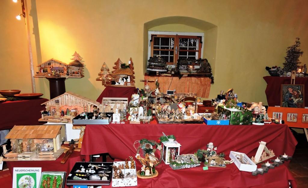 Kunst und Kulturgut Höribach Weihnachtsmarkt, Bio-Heu-Region, Biodorf, 14