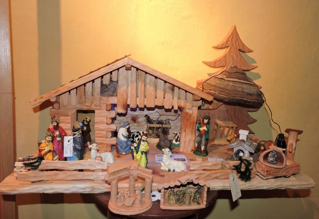 Kunst und Kulturgut Höribach Weihnachtsmarkt, Bio-Heu-Region, Biodorf, 15