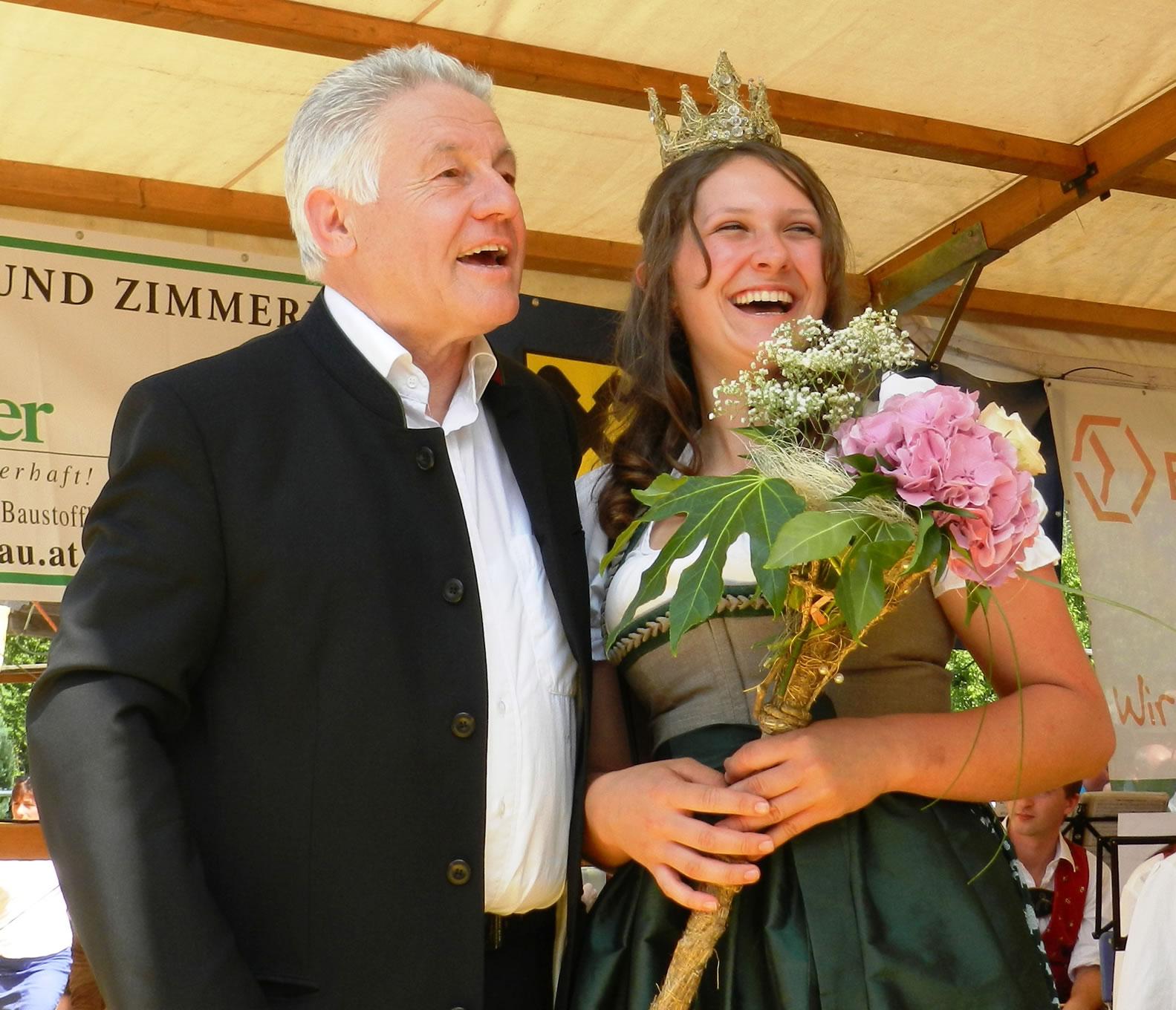 LH Pühringer und Lorena 4