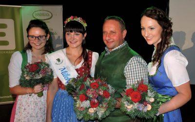 Milchköniginnenwahl in der Steiermark