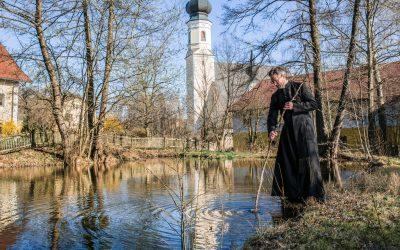 Christoph – von der Weihe zum Weiher