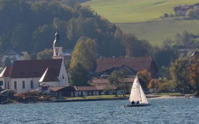 Biodorf Seeham als Vorbild für Europa