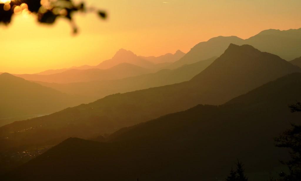 Sonnenaufgang Gaisberg 7