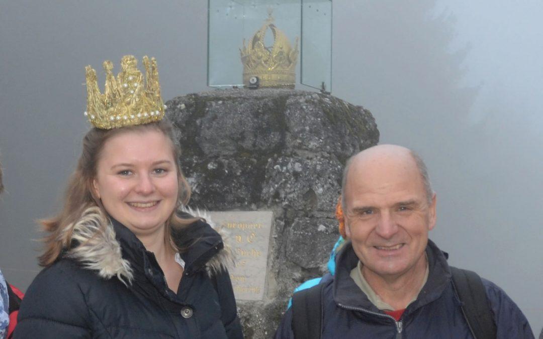 Die Königin und die Kaiserkrone