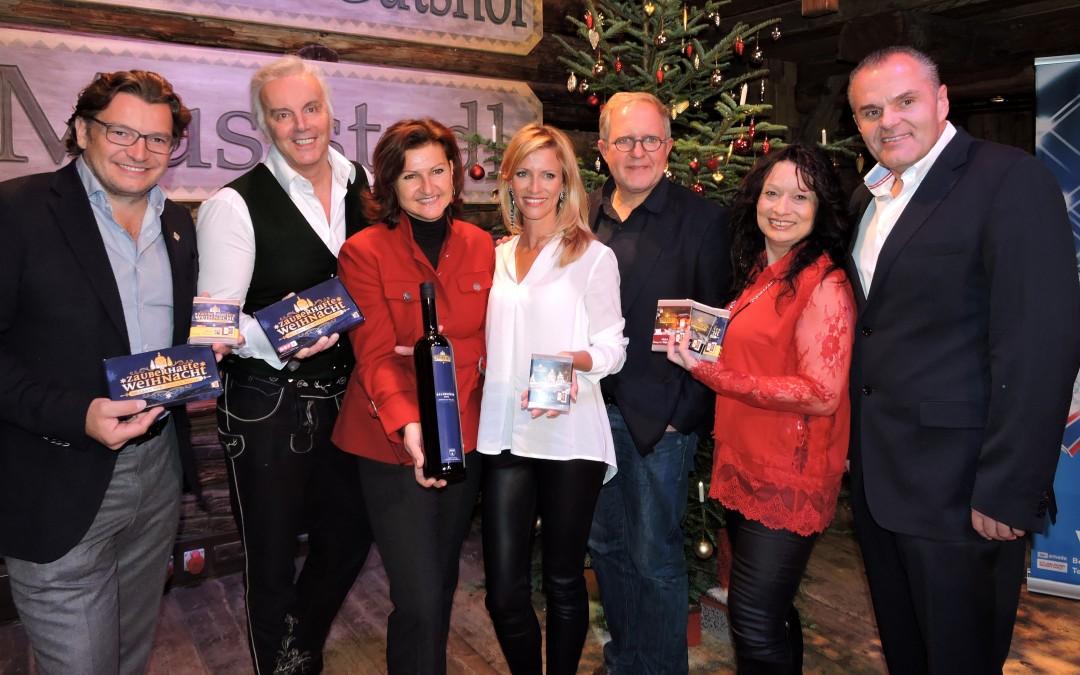 Zauberhafte Weihnacht Pressekonferenz