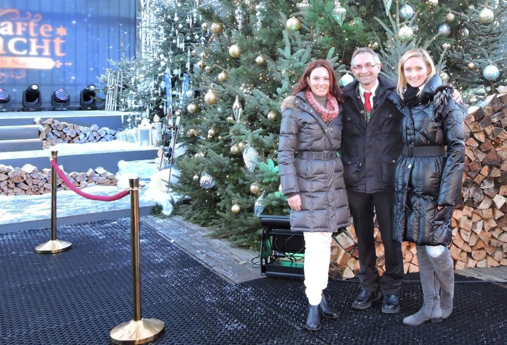 Zauberhafte Weihnacht, Sigrid und Marina, Bio-Heu-Region, Biodorf, BioArt, Heumilch 1