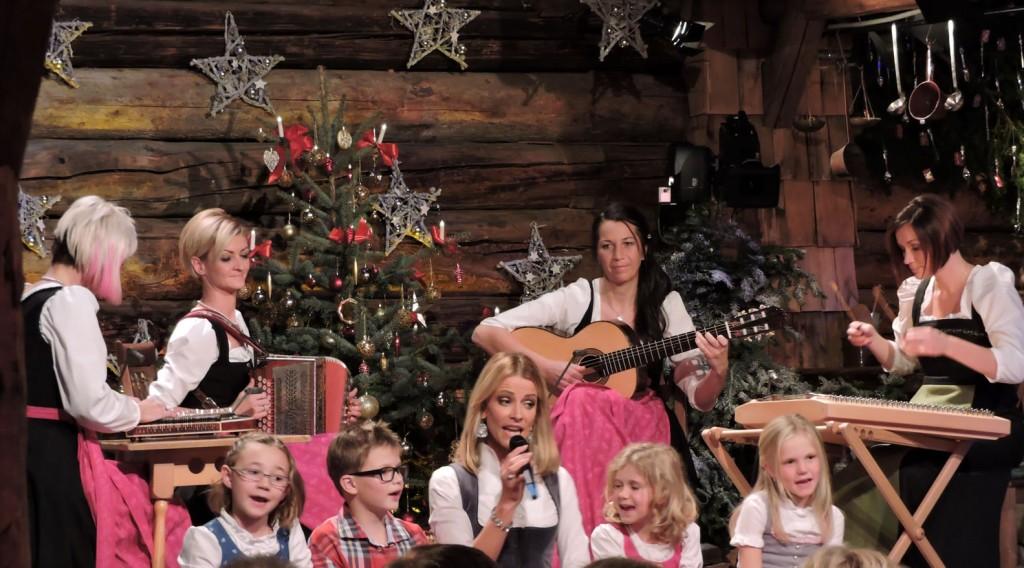 Zauberhafte Weihnacht, Tennkogel Musik, Bio-Heu-Region, Biodorf, BioArt, Heumilch 4